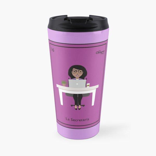 La Secretaria Travel Mug