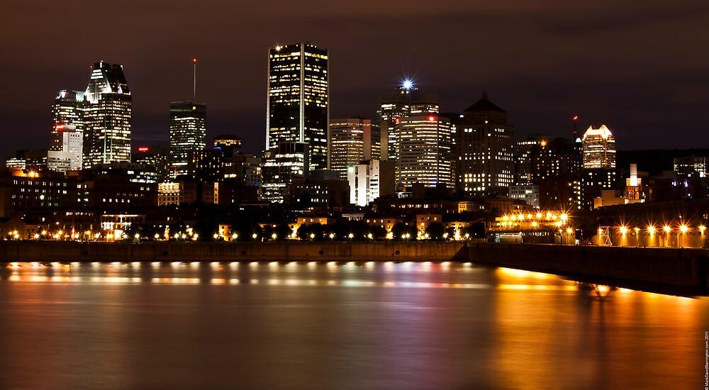 My City by Mark David Barrington