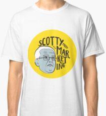 Scotty From Marketing Classic T-Shirt