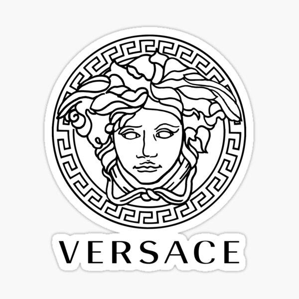 Versace Sticker