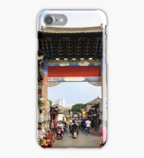 Jianshui, China iPhone Case/Skin