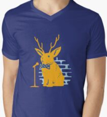 The Rare and Elusive Jokealope Men's V-Neck T-Shirt