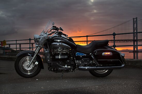 Sunset Rider by Ian Coyle