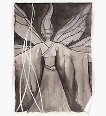 Moth Girl Poster