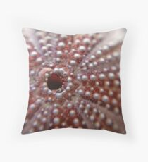Urchin  Throw Pillow
