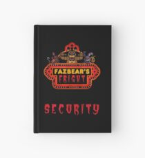 Five Nights at Freddy's - FNAF 3 - Fazbear's Fright Security Hardcover Journal