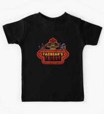 Five Nights at Freddy's - FNAF 3 - Fazbear's Fright Kids Tee