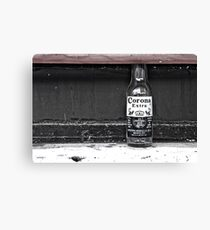 Cool Corona Canvas Print