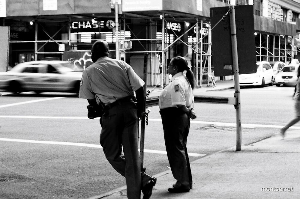 NYPD Blues by montserrat
