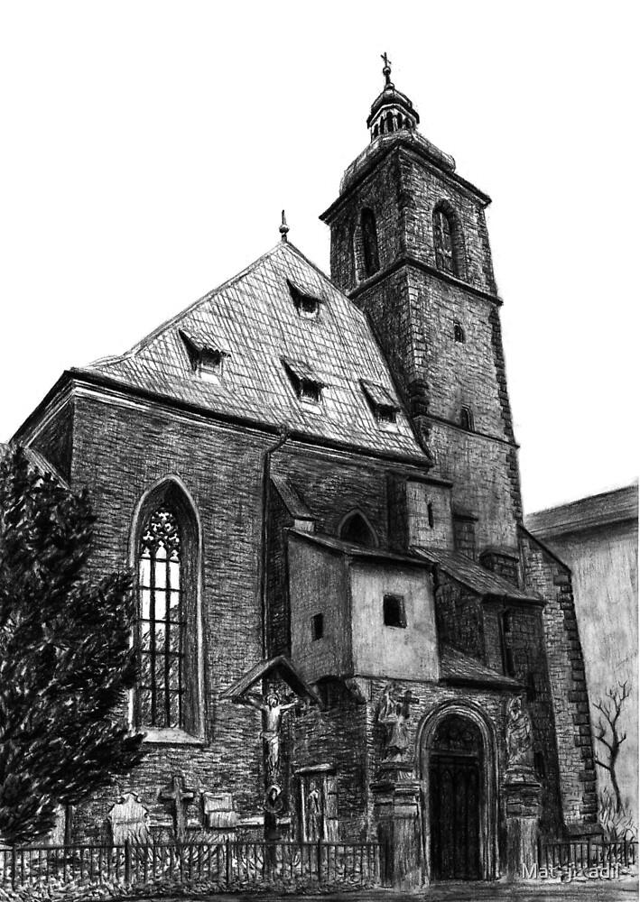 Church of St Henry by Matěj Čadil