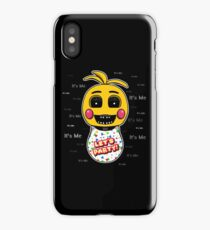 Five Nights at Freddy's - FNAF 2 - Toy Chica - It's Me iPhone Case/Skin