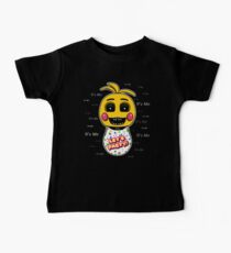Five Nights at Freddy's - FNAF 2 - Toy Chica - It's Me Baby Tee