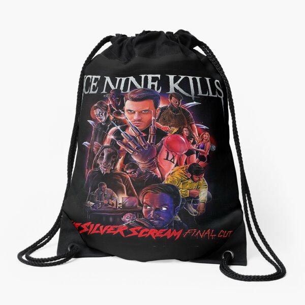Music Band Ice Nine Kills Tour Drawstring Bag