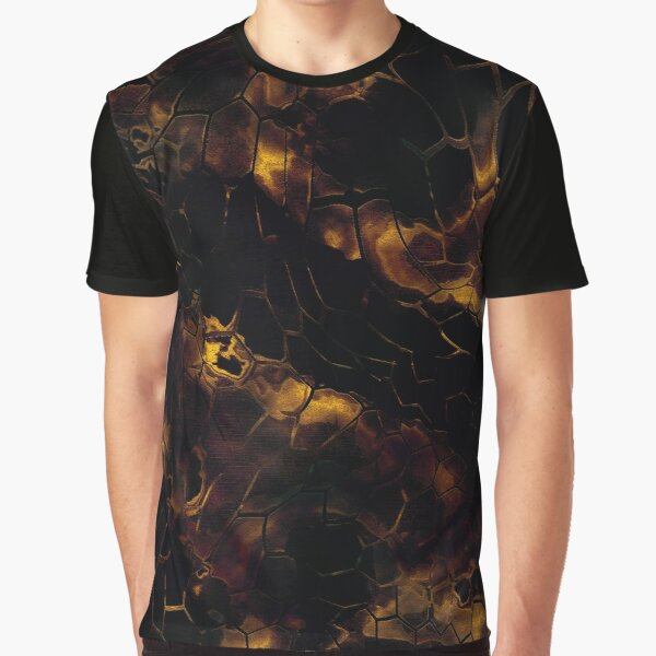 dragon scale Graphic T-Shirt
