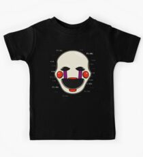 Five Nights at Freddy's - FNAF 2 - Puppet - It's Me Kids T-Shirt