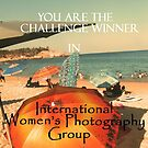 International Women's Photography Challenge Banner by Bernadette Claffey