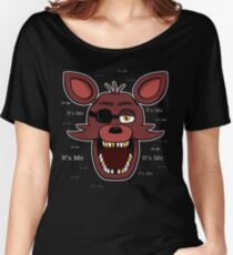 Five Nights at Freddy's - FNAF - Foxy - It's Me Women's Relaxed Fit T-Shirt