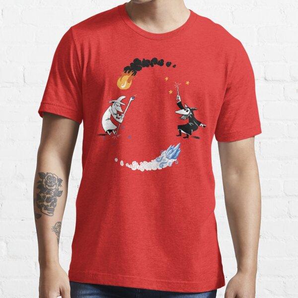Wizard vs. Wizard Essential T-Shirt