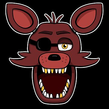 Five Nights at Freddy's - FNAF - Foxy  by Kaiserin