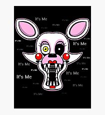 Five Nights at Freddy's Freddy - FNAF 2 - Mangle - It's Me Photographic Print