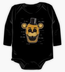 Five Nights at Freddy's - FNAF - Golden Freddy - It's Me Kids Clothes