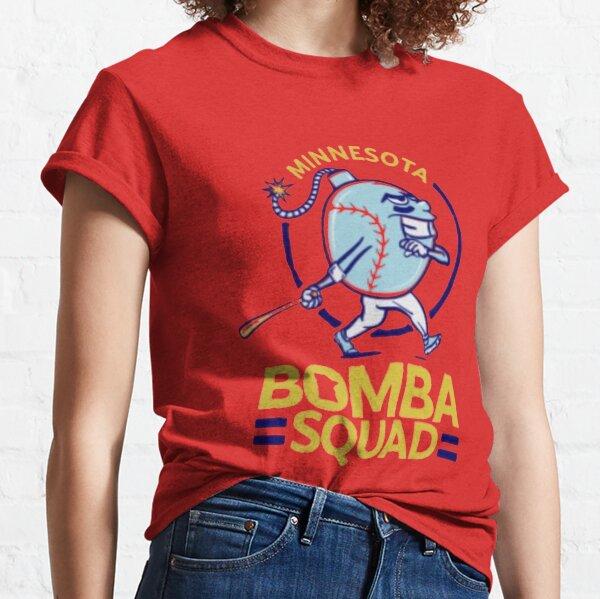 Minnesota Twins - Bomba Squad Classic T-Shirt