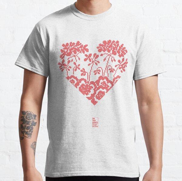 Serdce (Heart) 2 Classic T-Shirt