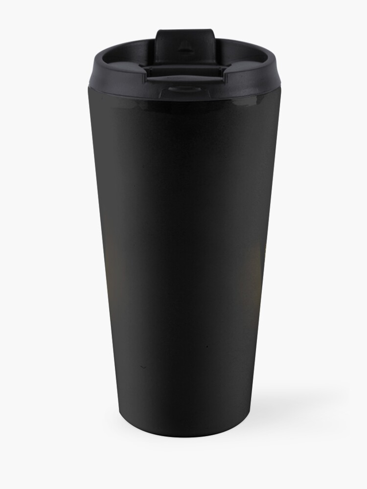 Alternate view of hammer and sickle Travel Mug