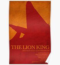 Póster El rey León