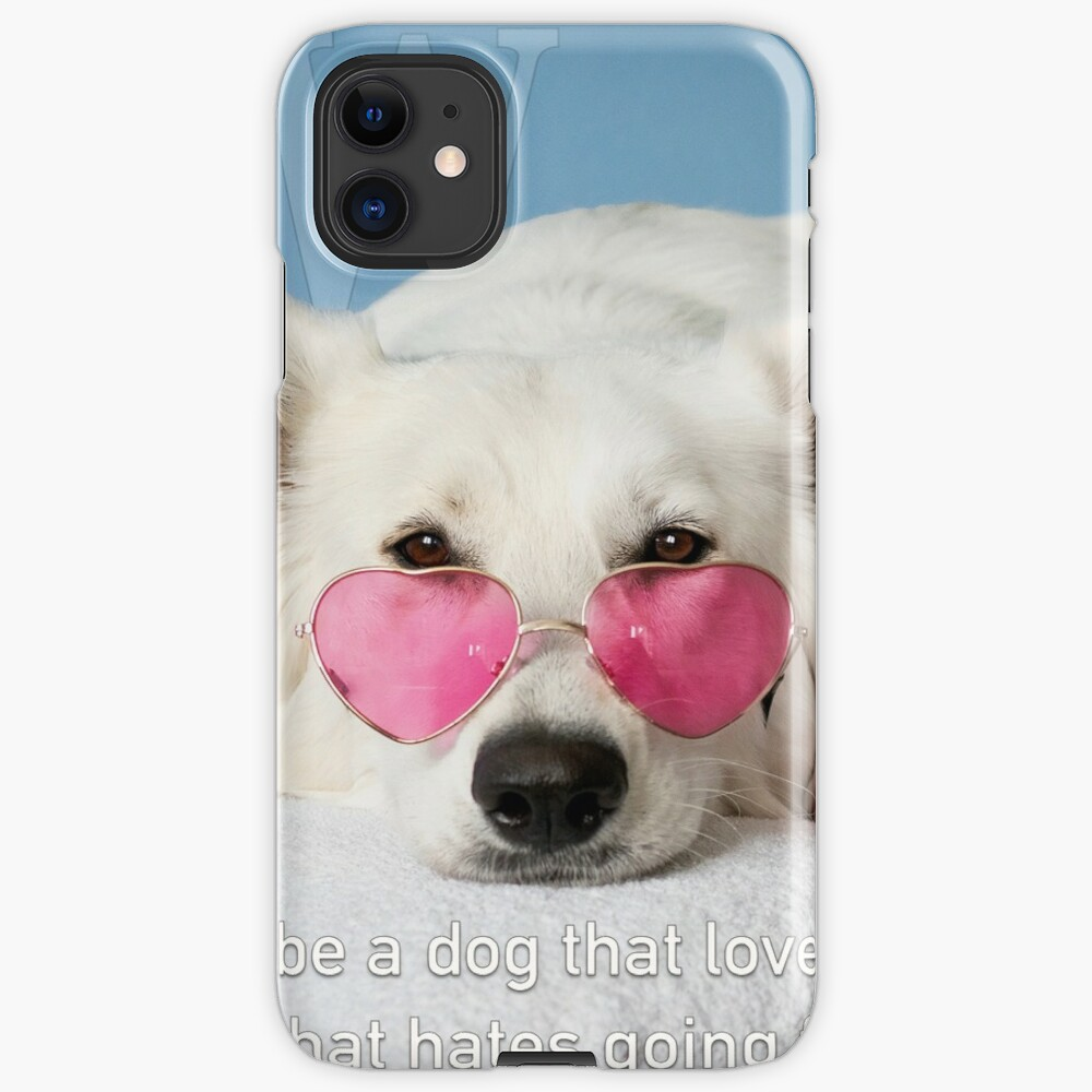 Loves Glasses or Hates Walks iPhone Case & Cover