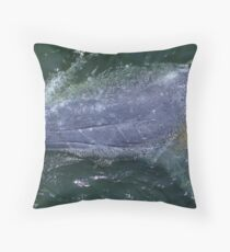 Flipped-out Throw Pillow