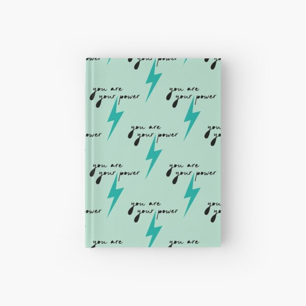 You Are Your Power Hardcover Journal