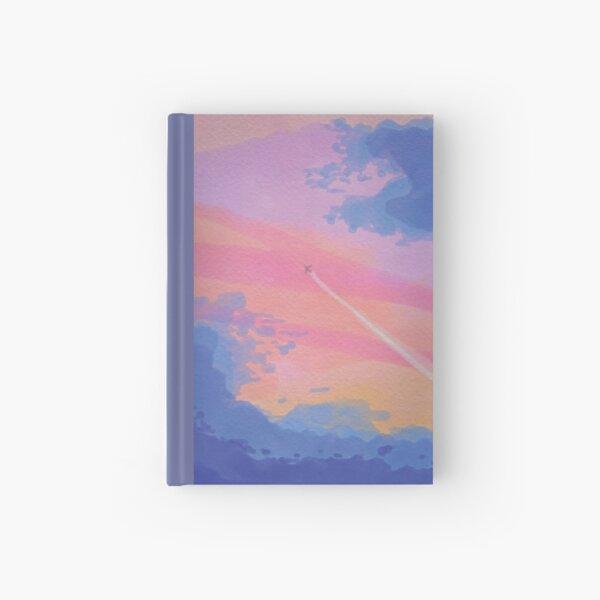 Plane Trails Hardcover Journal