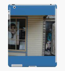 Open & Shut Case, Uralla, Australia 2009 iPad Case/Skin