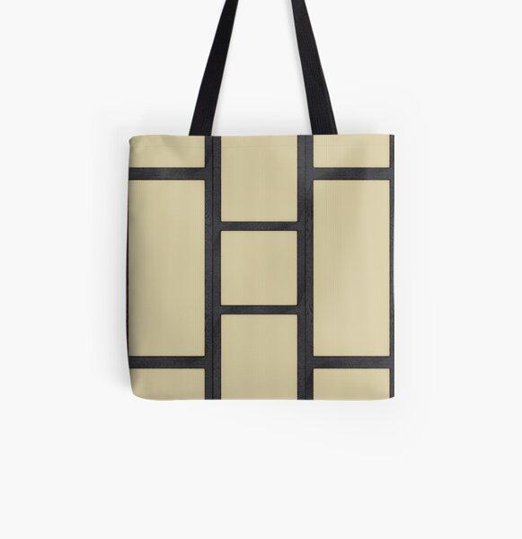 Tatami All Over Print Tote Bag