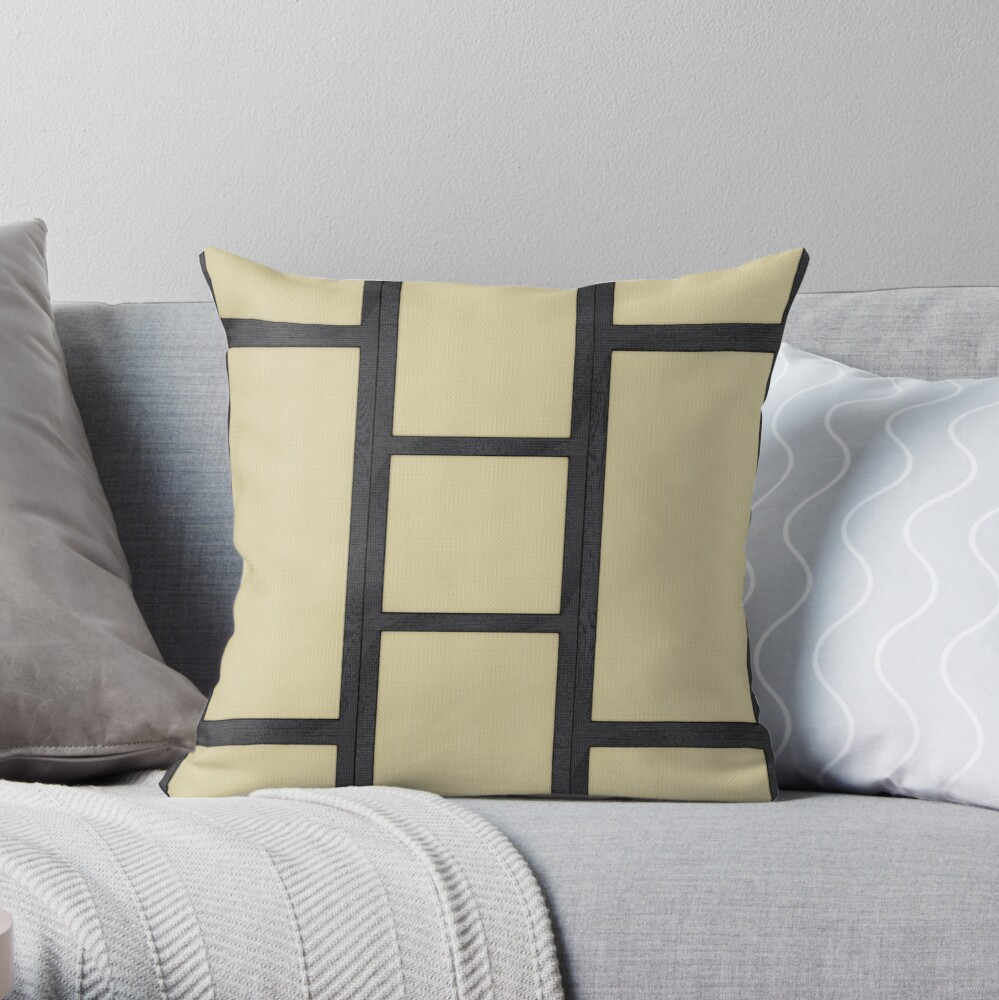 Tatami Throw Pillow