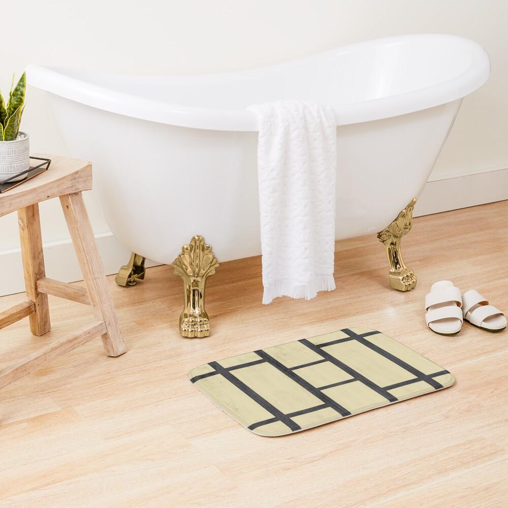 Tatami Bath Mat