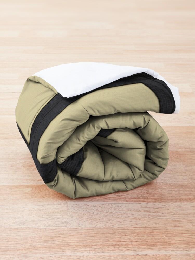 Alternate view of Tatami Comforter