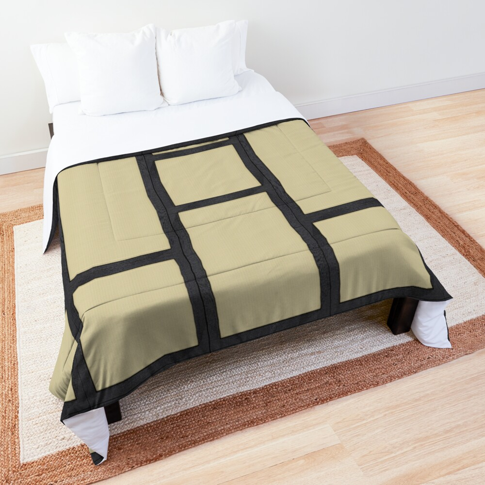 Tatami Comforter