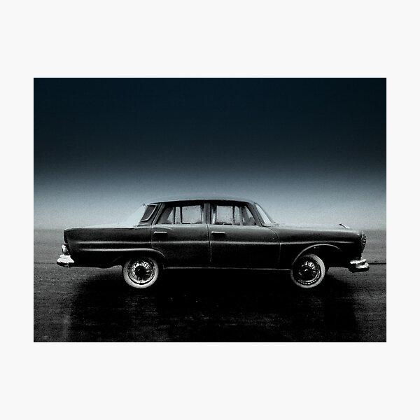 43 Mercedes  Photographic Print
