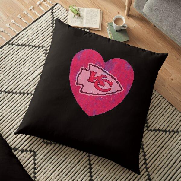Kansass Kc City Chief Fan Kc Gift Premium T shirt Floor Pillow