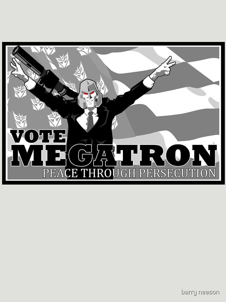 Vote Megatron | Unisex T-Shirt