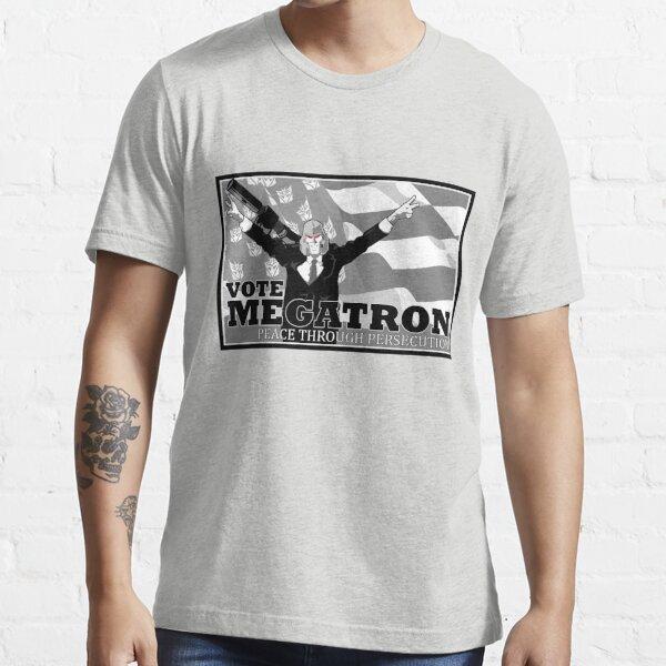 Vote Megatron Essential T-Shirt