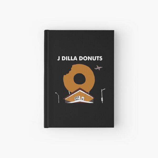 J dilla Hardcover Journal