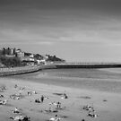Torquay Beach three by DARREL NEAVES