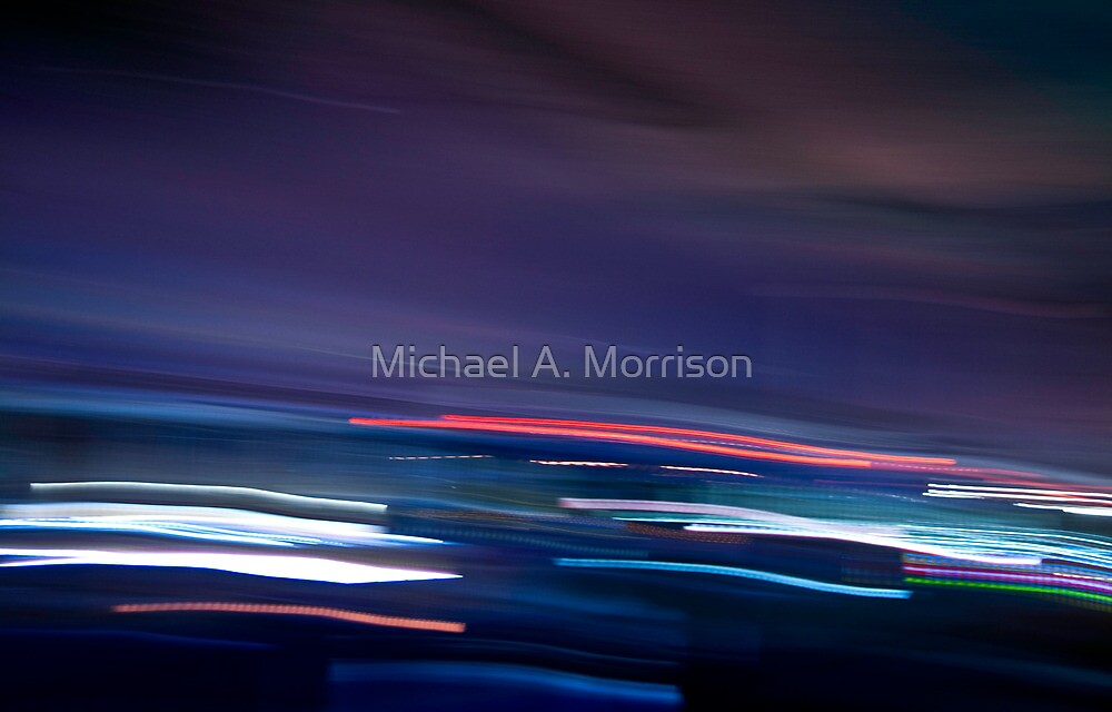 light_reflections #5 by Michael A. Morrison