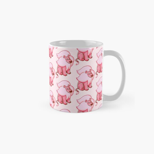 Lion from Steven Universe™ with Pink Highlights Classic Mug