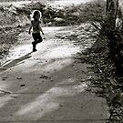 Run baby run... by Ali Brown