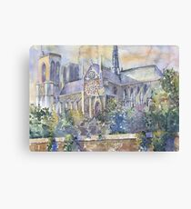 """Cathedral"" Canvas Print"
