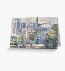 """Cathedral"" Greeting Card"